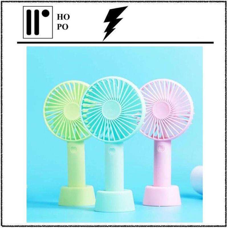 Quạt Cầm Tay Mini Có Đế N9 Để Bàn - Nhiều Màu