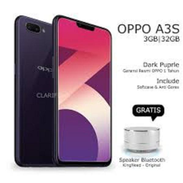 [ ỐP LƯNG ] Điện thoại OPPOA3S 2sim ram 4G/64G mới CHÍNH HÃNG - Bảo hành 12 tháng