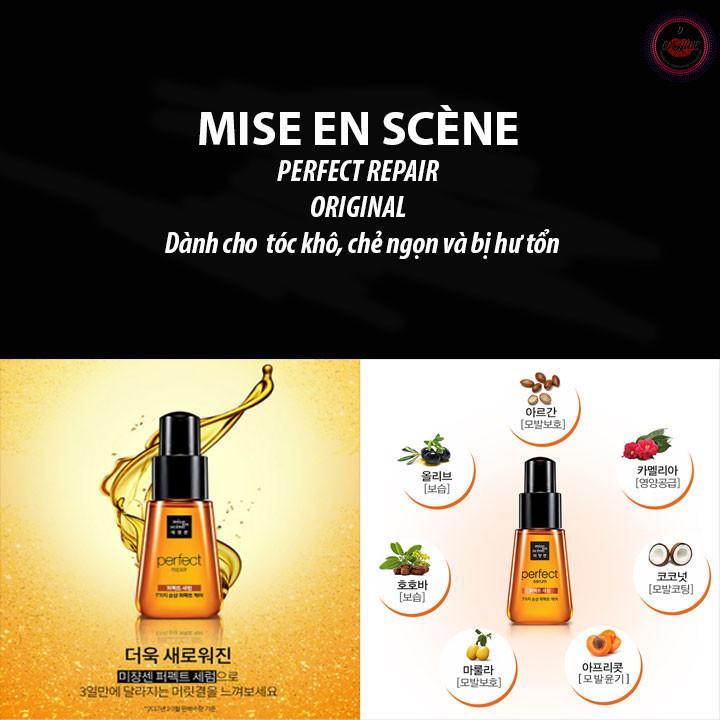 Tinh dầu dưỡng tóc Mise En Scène Perfect Repair 70ml tốt nhất