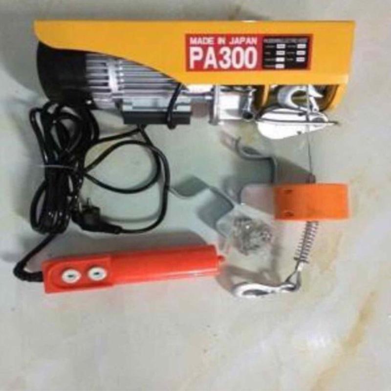 Máy tời treo pa 300 máy tời điện pa300