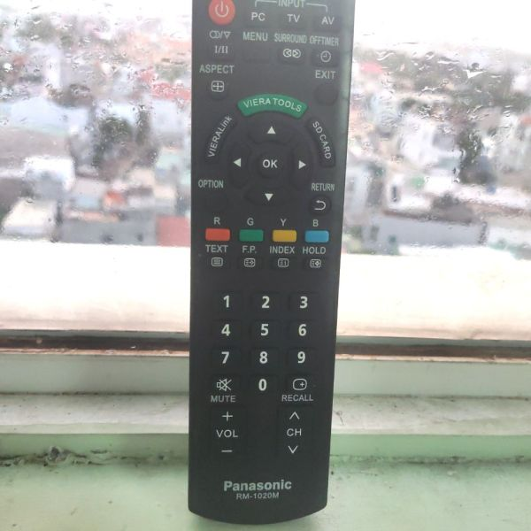 Bảng giá Remote điều khiển Tivi Panasonic RM-1020M