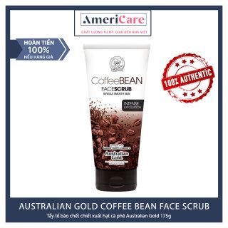 [Bill Mỹ] Tẩy tế bào chết cho da mặt AUSTRALIAN GOLD chiết xuất hạt cà phê, óc chó (175 g) thumbnail