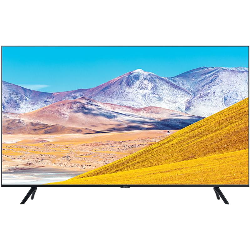 Bảng giá Smart Tivi Samsung 4K 55 inch UA55TU8000 2020 Remote thông minh:One Remote đa nhiệm thông minh (Tìm kiếm bằng giọng nói có hỗ trợ Tiếng Việt) Điều khiển tivi bằng điện thoại:Bằng ứng dụng SmartThings Kết nối không dây với điện