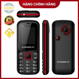 [Nhập ELMAY21 giảm 10% tối đa 200k đơn từ 99k]Điện thoại Kingreat T15 - Loa to - 2 sim - Hàng chính hãng - Bảo hành 12 tháng thumbnail
