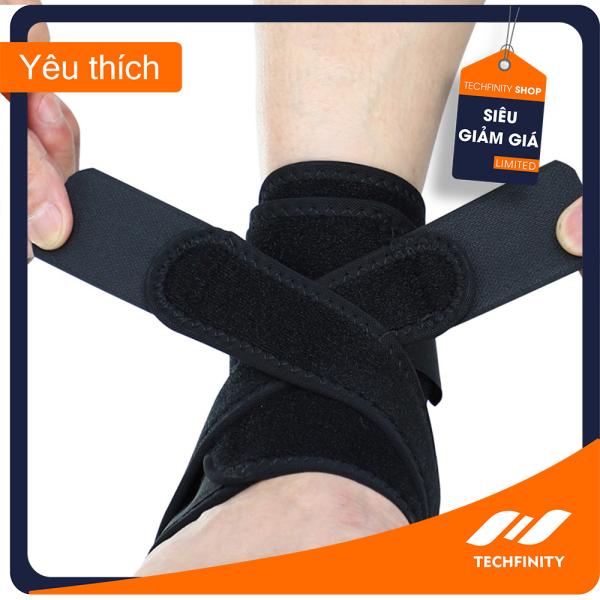 Đai bảo vệ khớp cổ chân ngăn ngừa chấn thương, trợ lực hồi phục khi bị thương