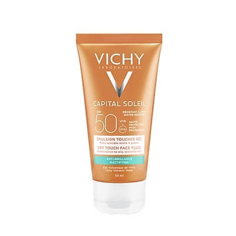 Kem chống nắng Vichy Capital Soleil SPF50 UVB+UVA 50ml