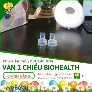 PHỤ KIỆN BIOHEALTH ĐIỆN ĐƠN (đệm massage, van, màn hút, cổ phễu, cáp sạc, bình sữa) thumbnail