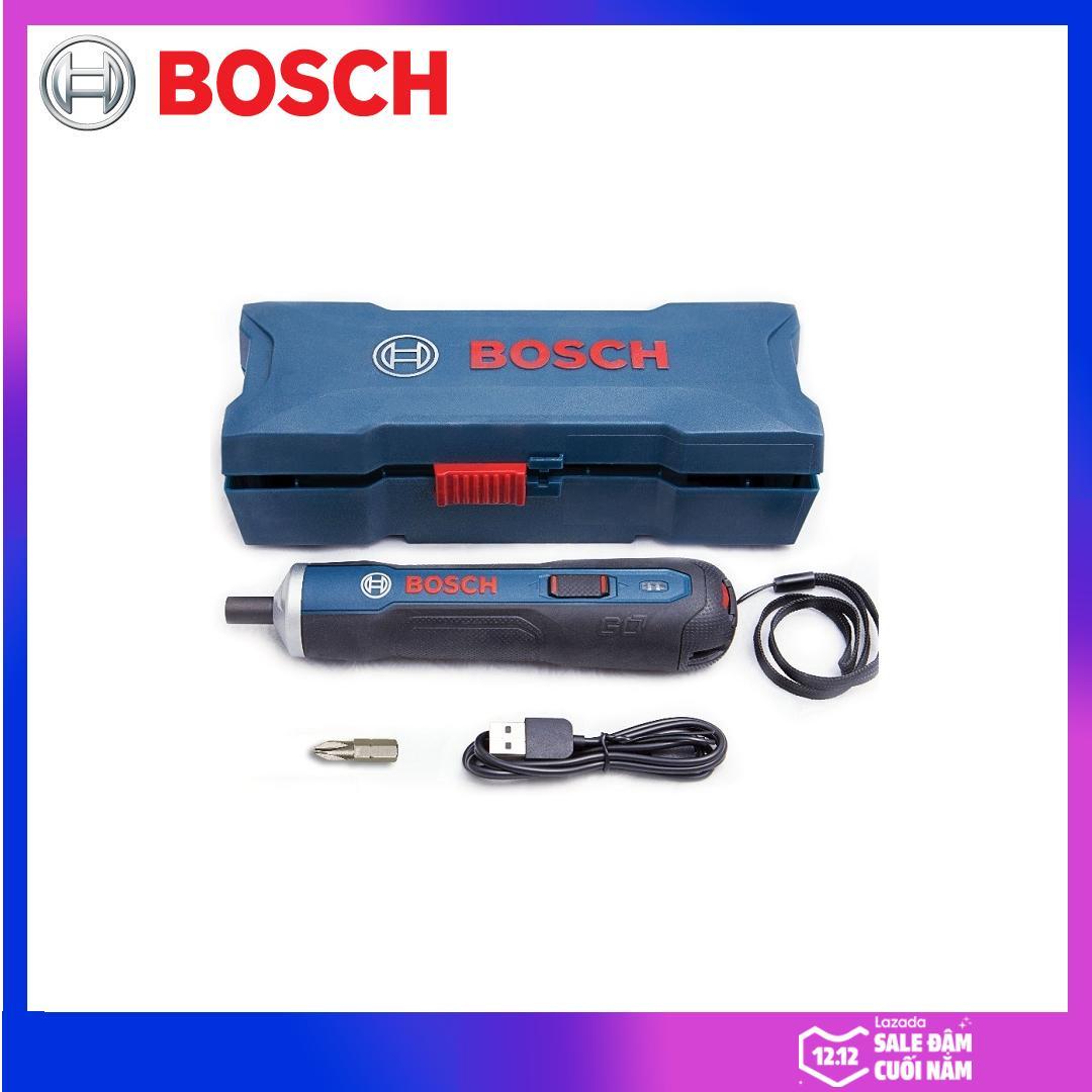 Bộ vặn vít Bosch GO (Solo) dễ dàng khởi động, thiết kế tiện lợi, vận hành mạnh mẽ, êm ái