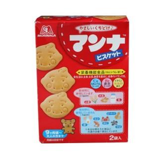 Bánh thú Morinaga dành cho bé từ 9 tháng tuổi thumbnail
