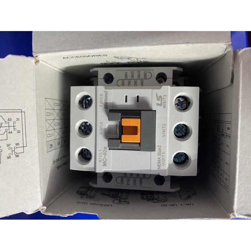 Khởi động từ LS 40A 48V ( Contactor - CHÍNH HÃNG 100%)