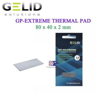 Pad tản nhiệt Gelid GP-Extreme Thermal Pad 80 x 40 x 2 mm - Tản nhiệt cao cấp cho người dùng thumbnail