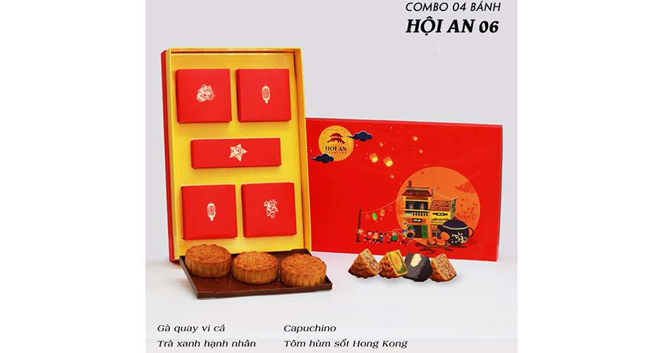HCM - Bánh trung thu - Combo Hội An 06