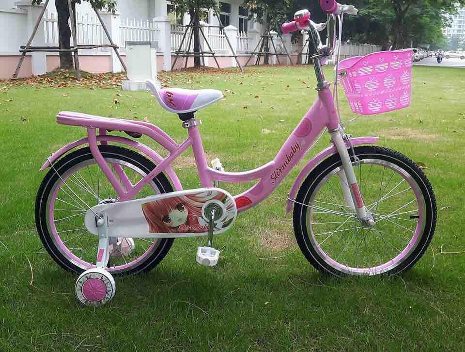 Mua Xe đạp hàng hiệu chất lượng cho bé 5-9 tuổi