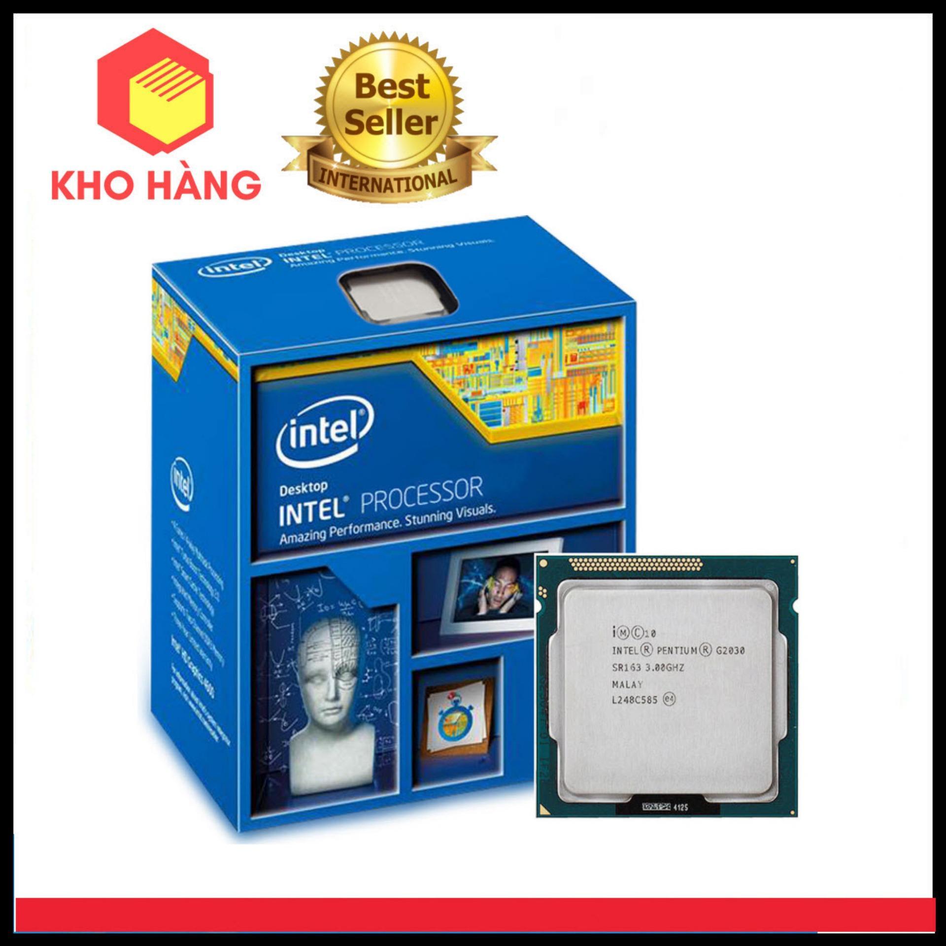 Chip Xử Lý Intel Pentium G620 (2 lõi- 2 luồng) Chất Lượng Tốt- Hàng Nhập Khẩu
