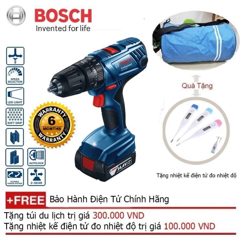 Khoan Động Lực Bosch GSB 140 LI + Quà tặng balo du lịch