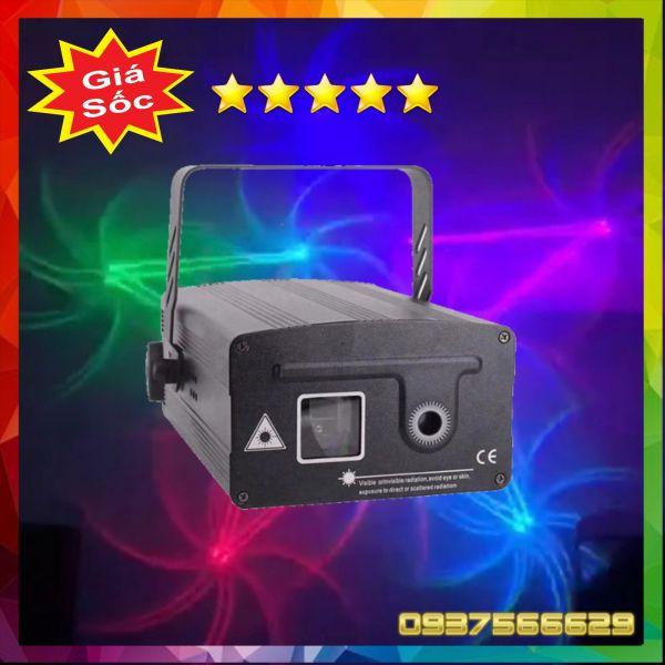 Đèn Bay Phòng Đèn Laser K1 Chiếu Hình 3D Cho Phòng Bay, Phòng Karaoke - StageLight