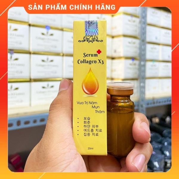 Serum Collagen X3 mờ thâm nám