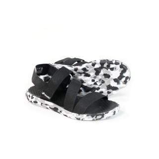 Giày Sandal Saado Nam-Nữ CL01, Giày Dép Sandal Đen Đế Lính thumbnail
