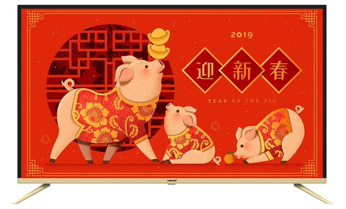 Bảng giá TV LED SMART ANDROID 43  ASANZO 43AS530