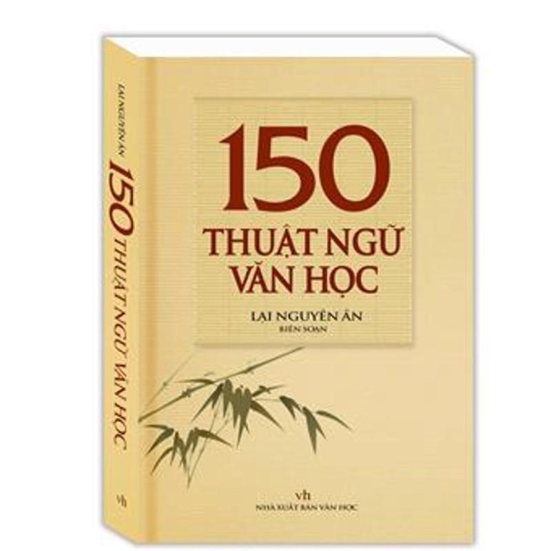 Sách 150 thuật ngữ văn học (bìa mềm)mhbooks  tặng bookmarrk
