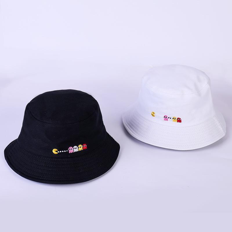 Nón bucket tai bèo hình PACMAN ngộ nghĩnh thời trang HÀN QUỐC - Nem Exclusive Nhật Bản