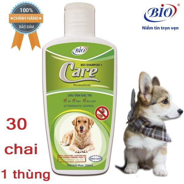 [HCM]Sỉ 30 Chai Sữa Tắm Tiêu Diệt Ve Rận bọ chét 200ml-79301