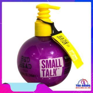 [HCM][chính hãng] Wax tạo kiểu tóc uốn TIGI Bedhead Small Talk 240ml thumbnail