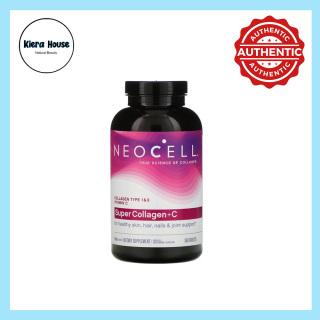 Viên Neocell Super Collagen + Vitamin C & Biotin dưỡng da trắng đẹp 360 viên thumbnail