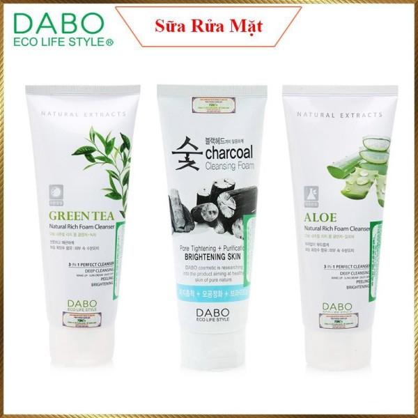 Sữa rửa mặt DABO Hàn Quốc 3 trong 1 SRD43 giá rẻ