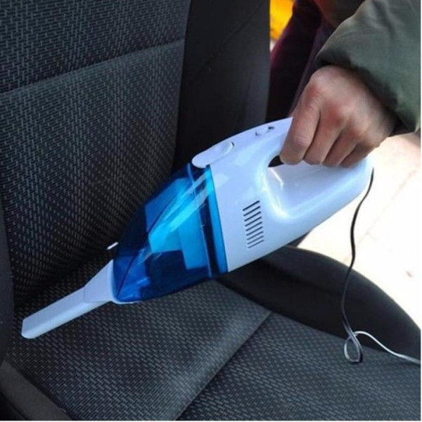 Máy hút bụi mini cầm tay trên ô tô 12V ❣️  ❣️ Máy hút bụi ô tô cầm tay giúp bạn làm sạch ô tô