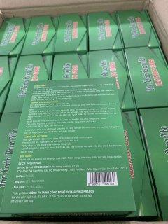 Tảo Xoắn Rong Nho Ilunin Gos- Làm Đẹp Da, Giảm Táo Bón, Béo Phì, Phòng Ngừa Ung Thư- hộp 30 gói 6