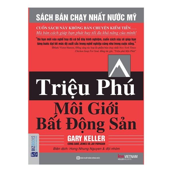 Sách - Triệu Phú Môi Giới Bất Động Sản