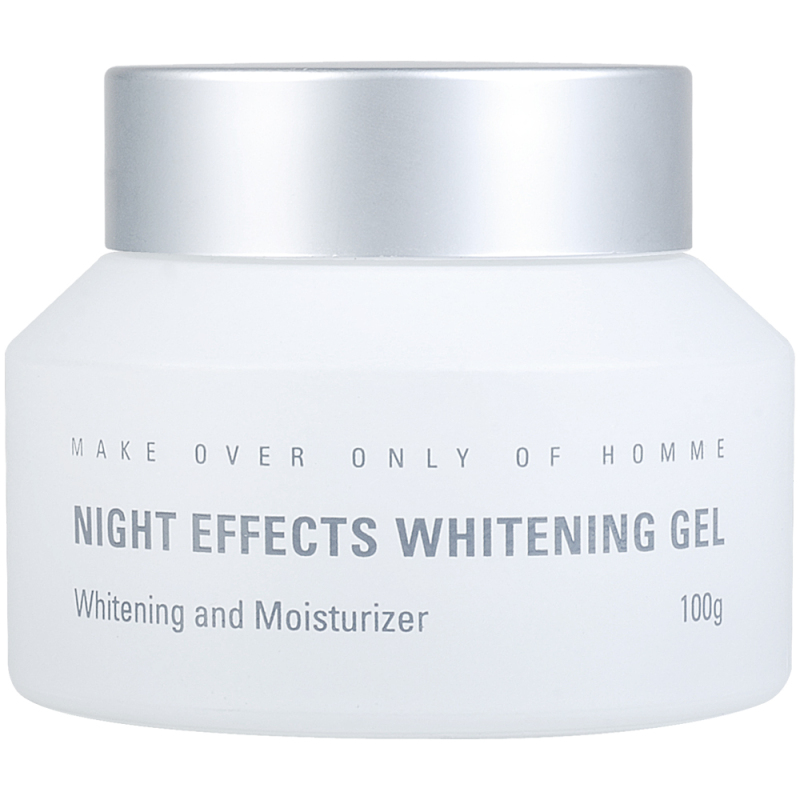 Kem trắng da ban đêm cho Nam MdoC Night Effect Whitening Gel - Dưỡng ẩm và trắng da ban đêm