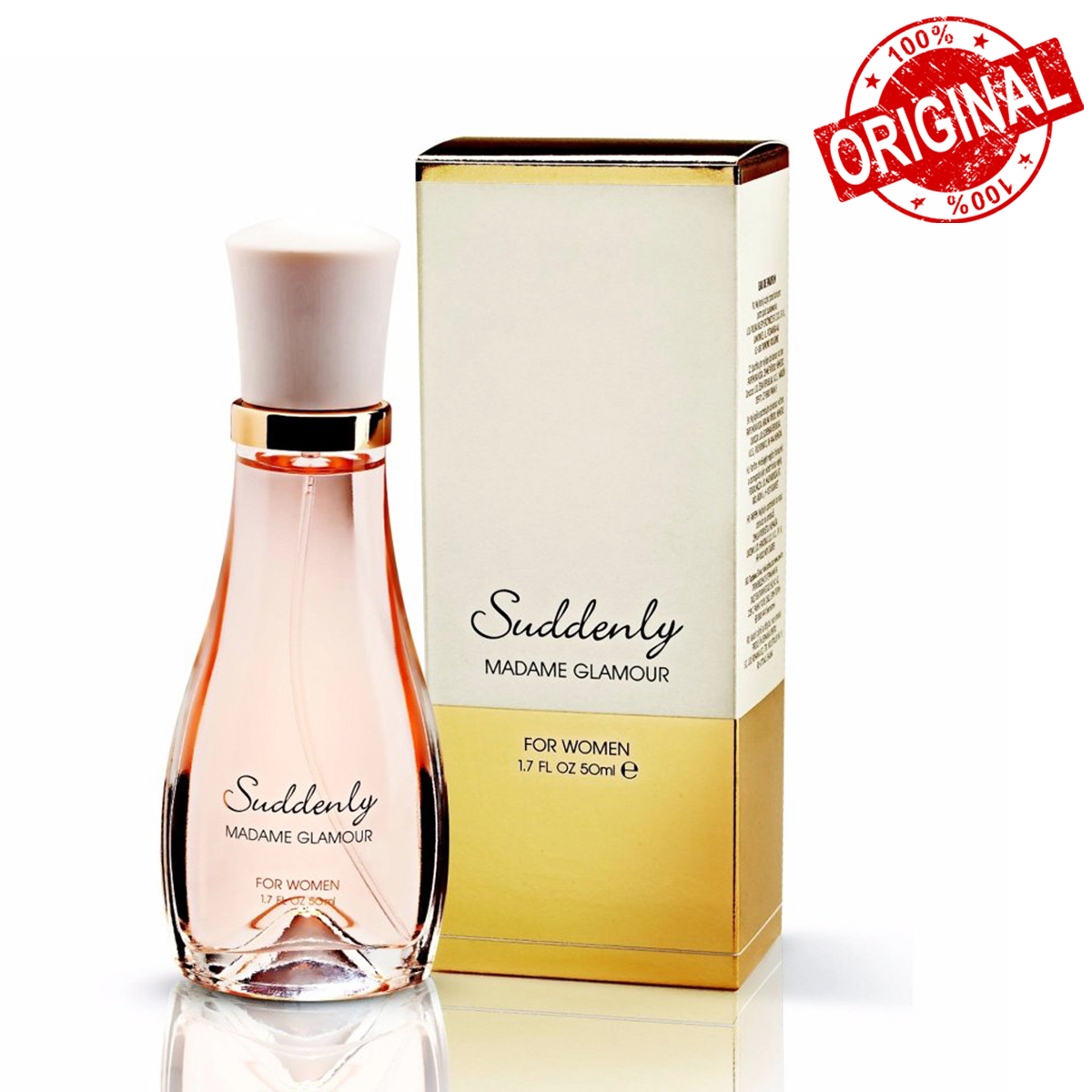 NƯỚC HOA SUDDENLY MADEME GLAMOUR FOR WOMEN 50ML