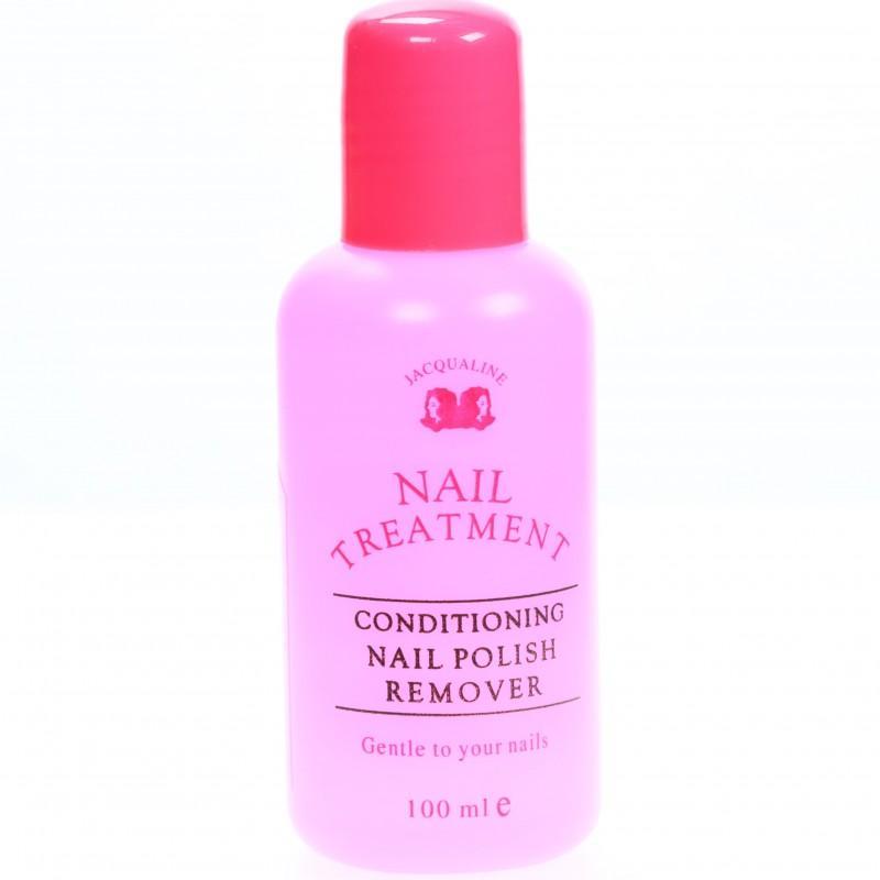 Nước rửa móng tay Jacqualine màu hồng chai 100ml tốt nhất