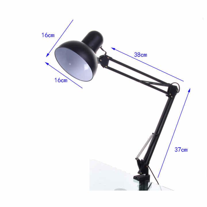 Đèn học kẹp bàn bảo vệ mắt - Thị lực Magiclight MG01 + Tặng 1 bóng LED 5W ánh sáng vàng