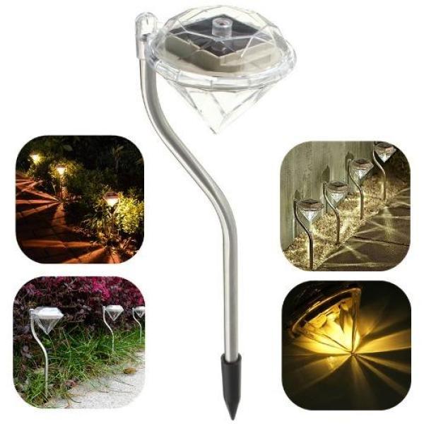 Đèn LED Kim Cương năng lượng mặt trời Diamond MT65