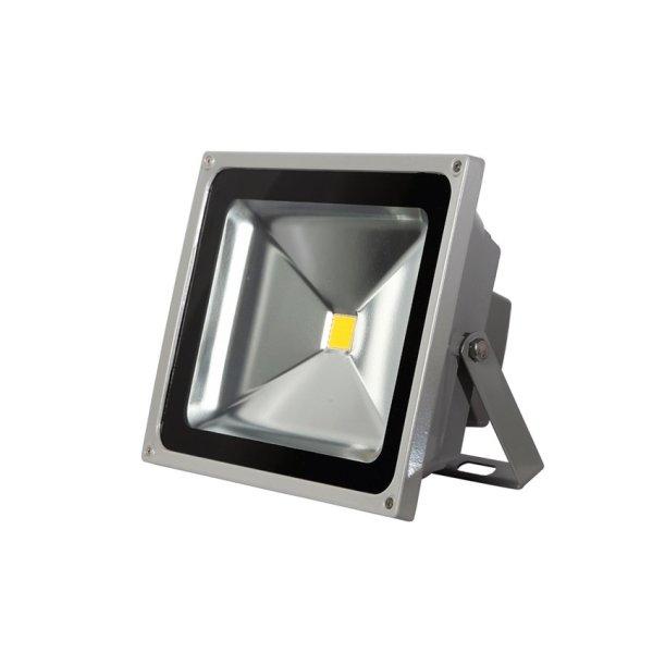 Đèn pha LED công suất 100W (Ánh Sáng Vàng)