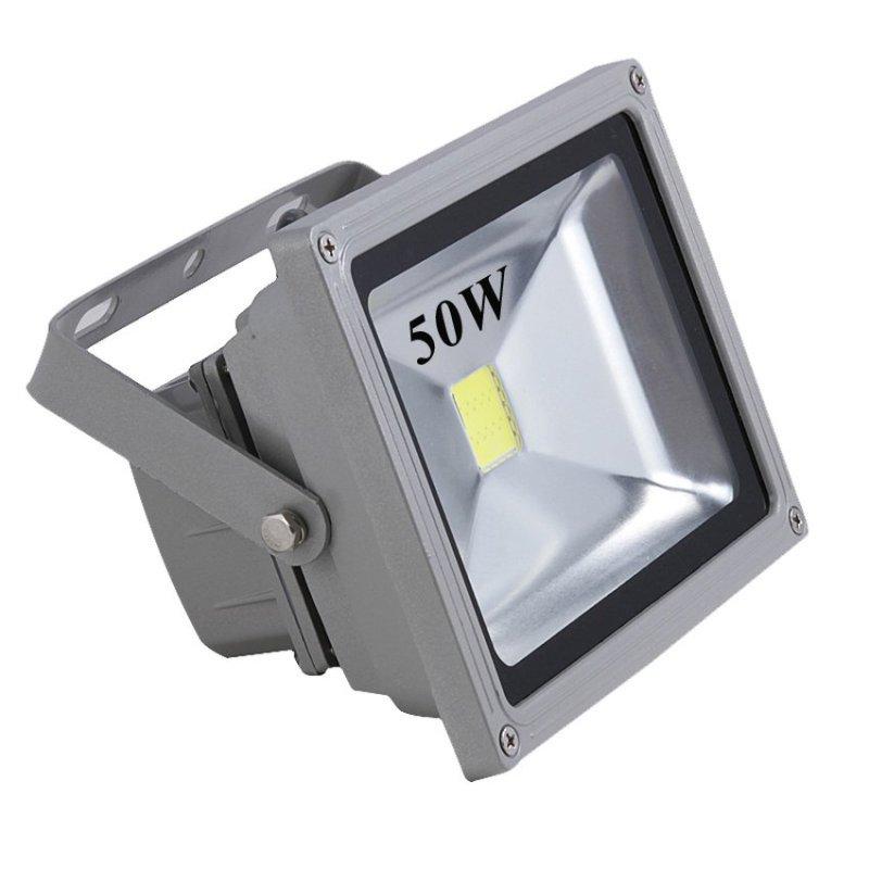 Đèn pha LED công suất 50W (Ánh Sáng Trắng)