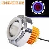 Chiết Khấu Đen Trợ Sang Led Projector Lens H14 Cho Xe May Có Thương Hiệu