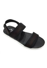 Mua Dep Sandal 2 Quai Ngang E279 Đen Nau D46 Vietnam