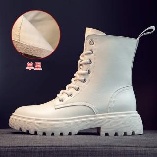 Bé Gái Dr. Martens 2020 Năm Mẫu Mới Mùa Đông Trẻ Em Phong Cách Anh Giày Đơn Học Sinh Tiểu Học Giày Cổ Trung Mịn Hơn Bốt Ngắn thumbnail