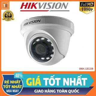 Camera HDTVI Dome 2MP Full HD HIKVISION DS-2CE56B2-IPF thumbnail