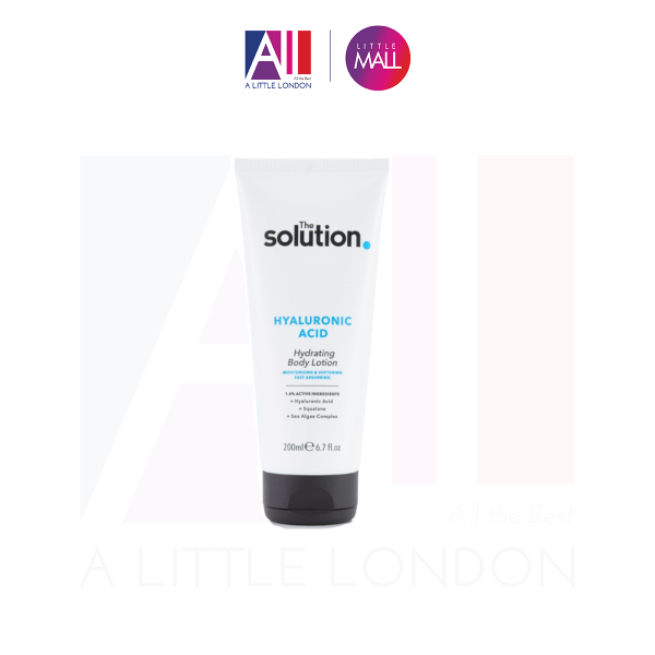 Dưỡng thể The Solution Body Lotion 200ml (Bill Anh)