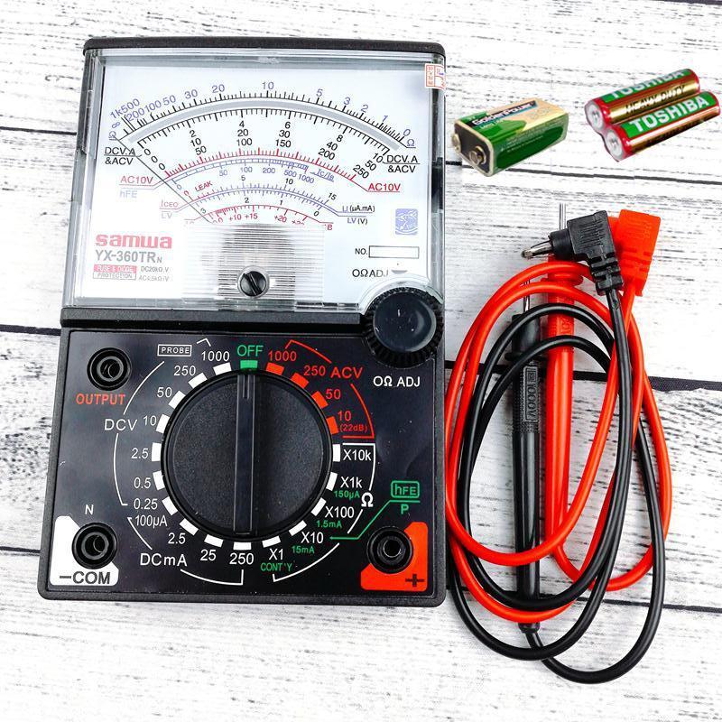 Đồng hồ đo điện Samwa YX 360TRn
