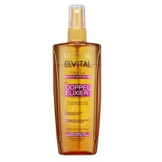 Tinh dầu dưỡng dành cho tóc khô và hư tổn LOREAL ELVITAL Oil Magidue DOPPEL ELIXIER 200ml - Đức thumbnail