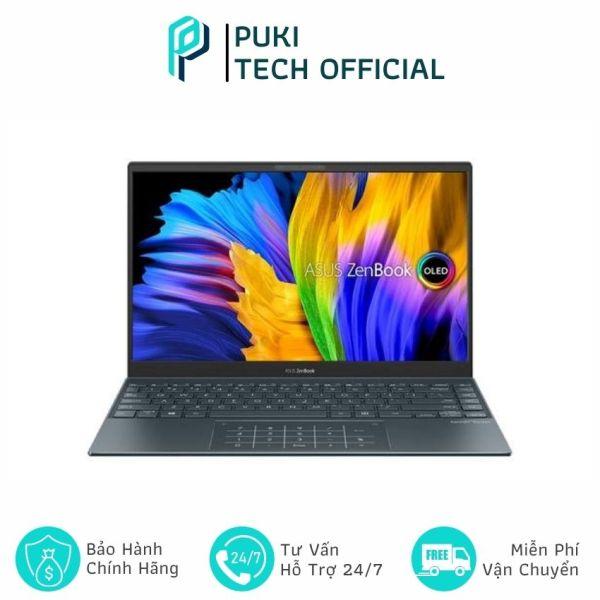 Bảng giá [Freeship] Laptop Asus ZenBook UX325EA-KG363T (Core i5-1135G7/8GB RAM/512GB SSD/13.3-inch OLED FHD/Win10) -PUKI Tech Official- PUKI37 Hàng Chính Hãng, Thiết Kế Mỏng Nhẹ, Cấu Hình Ổn Định Dùng Cho Văn Phòng, Thiết Kế Đồ Họa, Gaming Phong Vũ