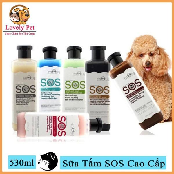 [HCM]Lovely Pet Family - Sữa Tắm SOS dành cho Chó Và Mèo Cao Cấp