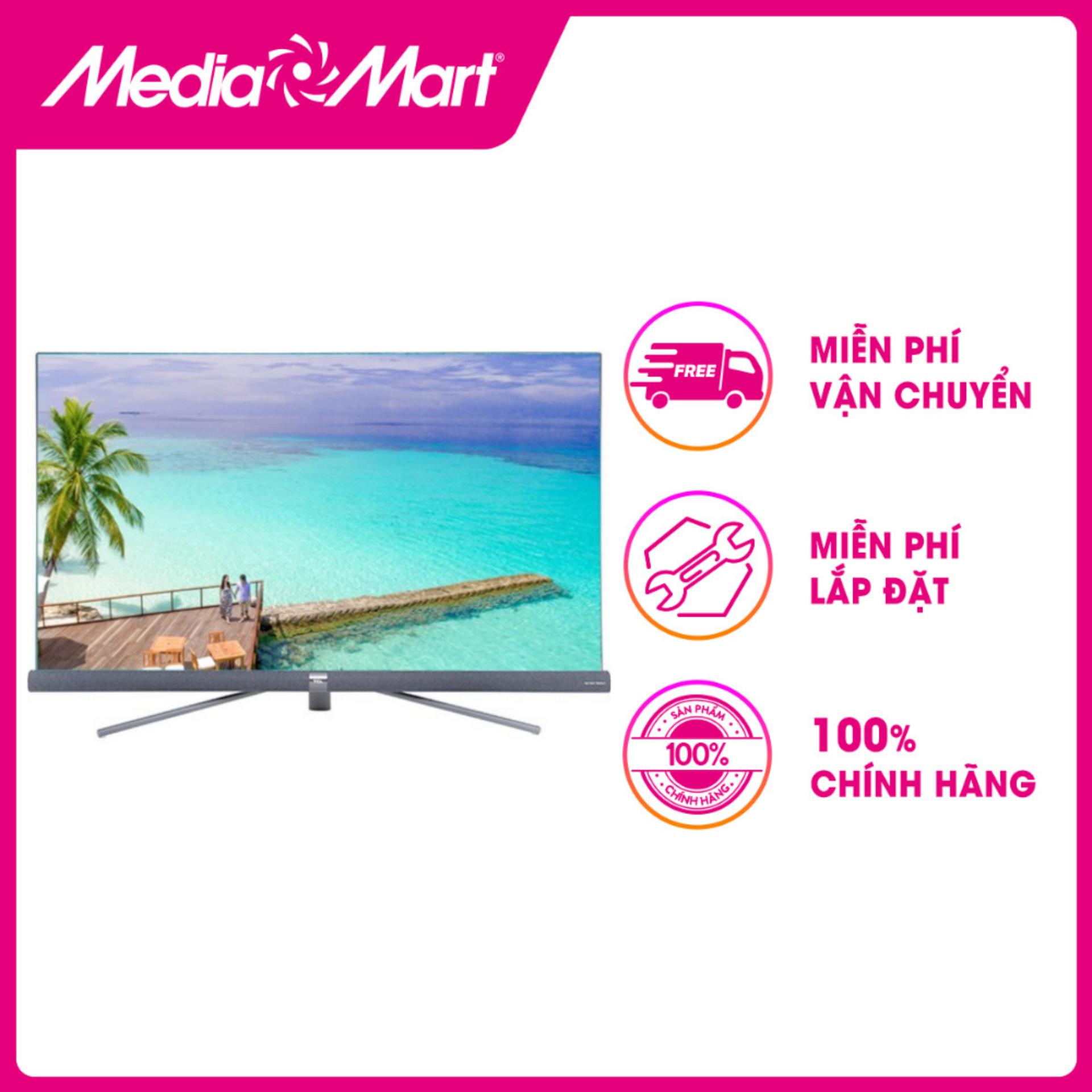 Bảng giá TV LED SMART ULTRA HD 49  TCL 49C6-UF