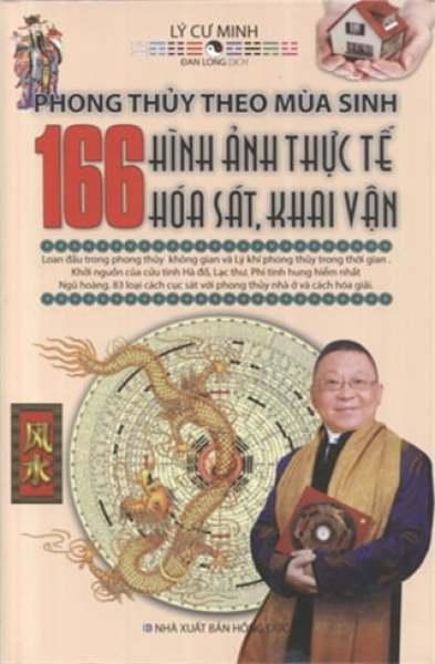 Mua Fahasa - Phong Thủy Theo Mùa Sinh - 166 Hình Ảnh Thực Tế Hoá Sát, Khai Vận